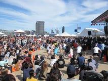 Festival giapponese in Docklands, Melbourne, Australia Immagine Stock Libera da Diritti