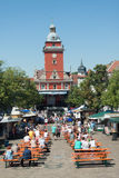 Festival Gotha de la ciudad Fotos de archivo