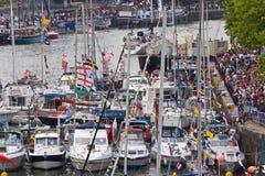 Festival Harbourside Stock Photos