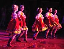 Festival heureux de moisson d'automne Foshan 2011 Photo libre de droits