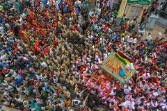 Festival hindú Imagen de archivo