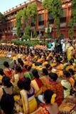 Festival hindú de colores Foto de archivo