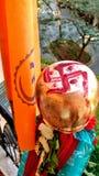 Festival hindú del Año Nuevo Fotos de archivo