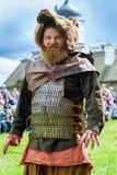 Festival histórico de vikingo fotografía de archivo
