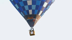 Festival Hot Air Balloons  stock footage