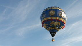 Festival Hot Air Balloons stock video footage