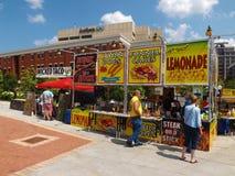 Festival im Park, Roanoke, Virginia, USA lizenzfreies stockbild