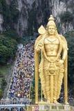 Festival indù di Thaipusam Immagini Stock Libere da Diritti