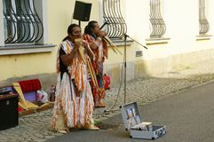 Festival of Indian summer 2015 Royalty Free Stock Images