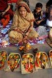 Festival indiano Fotografia Stock