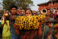 Festival indiano Fotografia Stock Libera da Diritti