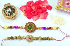 Festival indiano Raksha Bandhan Fotografie Stock