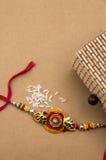 Festival indien : Raksha Bandhan, Rakhi Photos stock