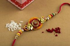 Festival indien : Raksha Bandhan, Rakhi Image stock