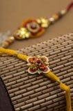 Festival indien : Raksha Bandhan, Rakhi Photographie stock libre de droits