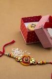 Festival indien : Raksha Bandhan, Rakhi Images stock