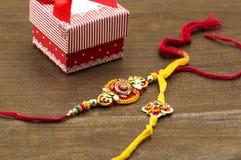 Festival indien : Raksha Bandhan, Rakhi Image libre de droits