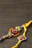 Festival indien : Raksha Bandhan, Rakhi Images libres de droits