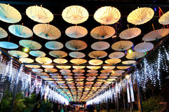 Festival internacional 2012 de Guangzhou de luces Foto de archivo
