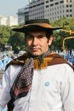 Festival Internacional de Folklore de Buenos Aires Stock Photo