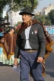 Festival Internacional de Folklore de Buenos Aires Royalty Free Stock Photography