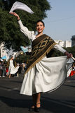 Festival Internacional de Folklore de Buenos Aires Royalty Free Stock Image