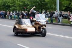 Festival internacional dos motociclistas Imagens de Stock
