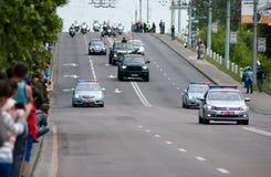 Festival internacional dos motociclistas Fotografia de Stock