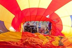 Festival internacional Montgolfeerie del globo foto de archivo libre de regalías