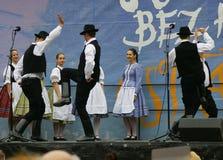 Festival international CIOFF 2016 de folklore Images libres de droits