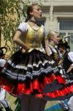 Festival international CIOFF 2016 de folklore Photo libre de droits