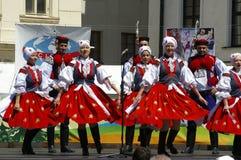 Festival international CIOFF 2016 de folklore Photos stock