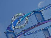 Festival international 2017 de cerf-volant - l'exposition de cerf-volant Photo stock