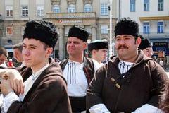 Festival international de folklore, 2017 , Zagreb, Croatie, 131 Photos stock