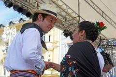 Festival international de folklore, 2017 , Zagreb, Croatie, 120 Photos libres de droits