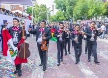 Festival international de mariachi et de Charros photo libre de droits