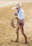 Festival international de mariachi et de Charros image stock