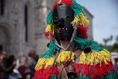 Festival international ib?rique 2019 de Costums photo libre de droits