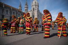 Festival international ib?rique 2019 de Costums photo stock