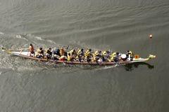 festival internazionale 2010 della barca del drago 1Malaysia Immagini Stock