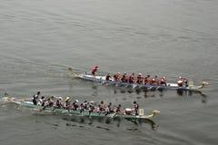 festival internazionale 2010 della barca del drago 1Malaysia Immagine Stock