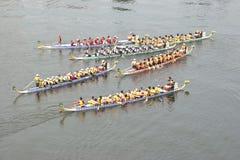 festival internazionale 2010 della barca del drago 1Malaysia Fotografia Stock