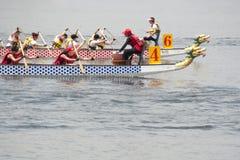 festival internazionale 2010 della barca del drago 1Malaysia Fotografia Stock Libera da Diritti