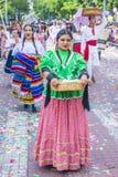 Festival internazionale di Charros & dei mariachi Immagine Stock