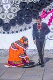 Festival internazionale di Charros & dei mariachi Fotografie Stock Libere da Diritti