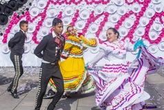 Festival internazionale di Charros & dei mariachi Immagine Stock Libera da Diritti
