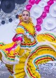 Festival internazionale di Charros & dei mariachi Immagini Stock