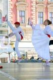 Festival internazionale di folclore, Zagabria 2015 3 fotografia stock