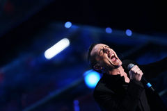 Festival of the Italian Song, Sanremo 2013 Stock Image