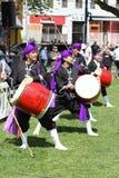 Festival japonés Imagenes de archivo